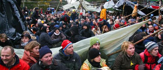 Castor Blockade 2008